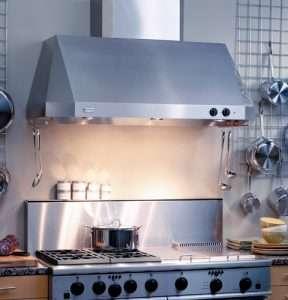 کم صدا ترین هود آشپزخانه